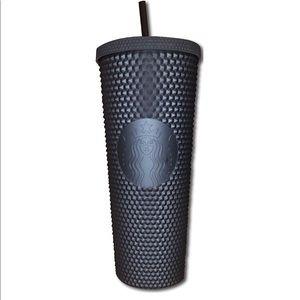 Starbucks Fall 2019 Matte Black Studded Tumbler